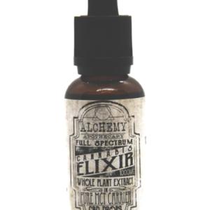 Elixir Full Spectrum CBD purelyherbal.co.za