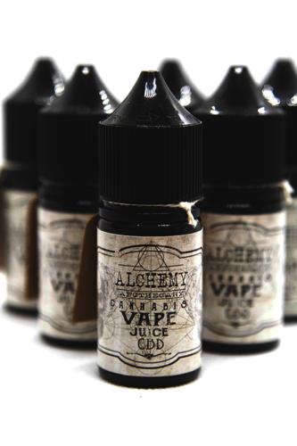 Alchemy CBD Vape Liquid